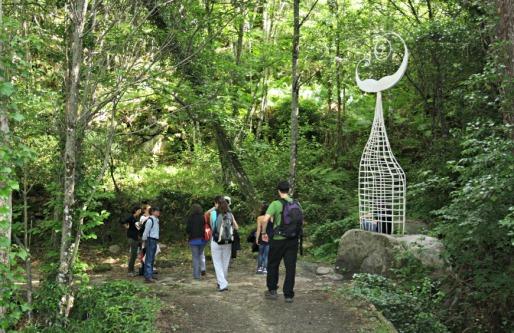 Mogarraz 1 - Camino del Agua